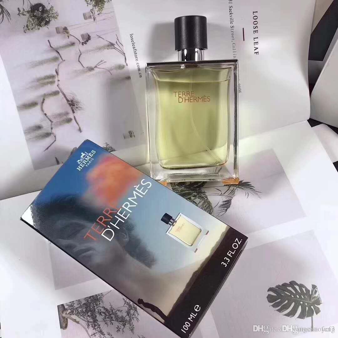 2019 New Earth Neutral Mens Perfume Mens Fragrance 100ml Lasting