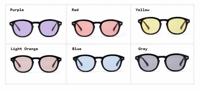 6760d4f992d Luxury Moscot Muti Color Tinted Sunglasses UV400 Protection Star Style Pure  Plank Goggles Unisex With Original Packing Cheap Wholesale Price Cateye  Eyeglass ...