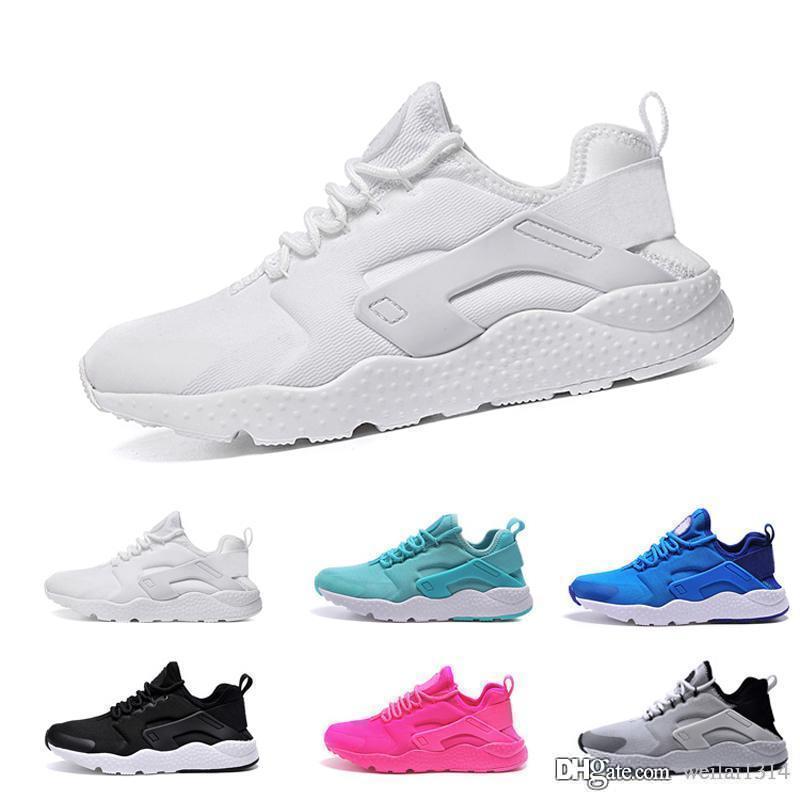 best website 66764 43141 2019 Hot New Air Huarache Ultra Huaraches Breathe Hurache 3.0 Running Shoes  Men Women Huraches Sneakers Size 36 45 Italian Shoes Cute Shoes From  Weilai0045, ...