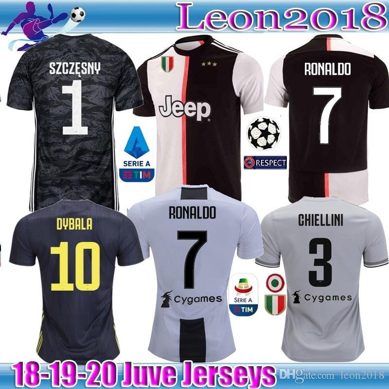 b5535ffba 2019 2019 2020 Juventus Soccer Jersey 19 20 Special Edition RONALDO DYBALA  Champions League Soccer Shirt MANDZUKIC Football Jerseys From Leon2018