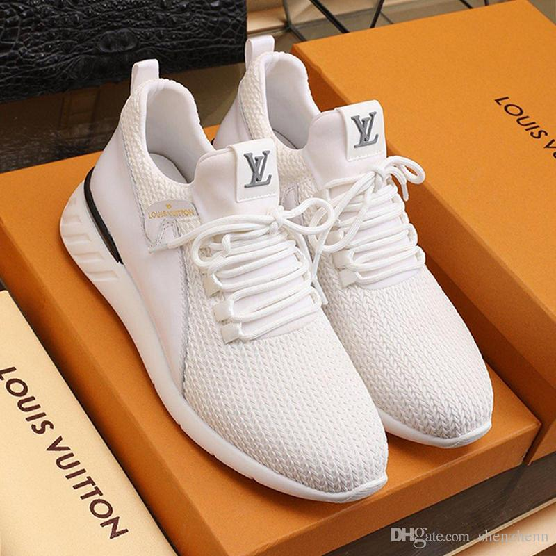 9058064d76896 New 2019 Men Casual Shoes Sneakers Footwears Sports Shoes for Men Zapatos  De Hombre Aftergame Sneaker Mens Shoes Fashion Type Fast Shipping Summer  Fashion ...