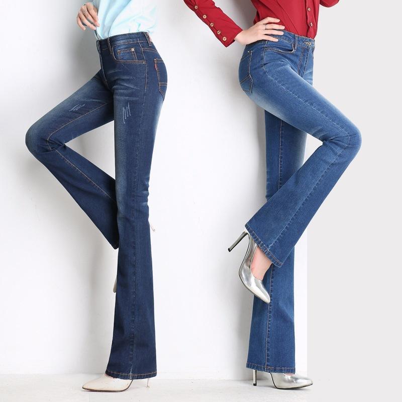 c4581d32b5 Compre Pantalones Cortos Para Mujer De Otoño E Invierno Delgados Desgastados