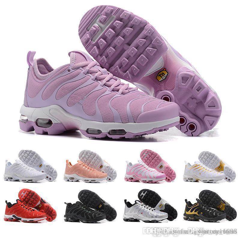 huge discount 39dd1 e3c26 Free shipping 2019 Hot Sale Original Air Max Plus Tn Ultra 3M women  Breathable Running Shoes Sport Outdoor Sneakers size 36-40