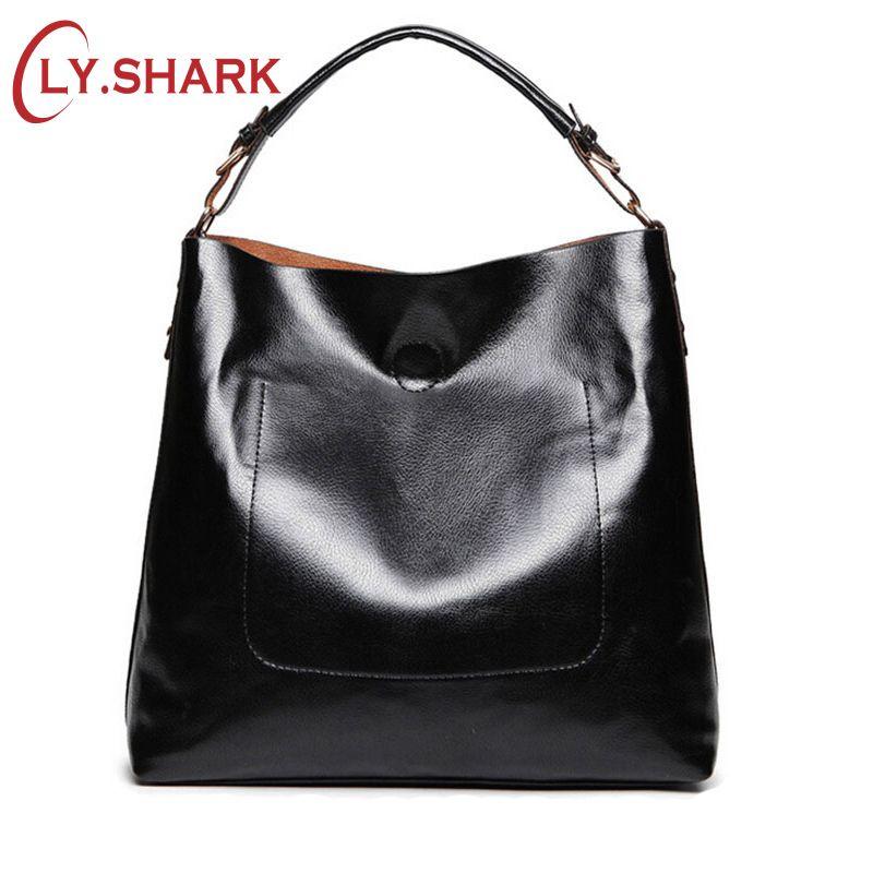 380cead55f74 SHARK Women Bags Female Luxury Handbags Women Bags Designer Shoppers Bag  Blue Soft Ladies Large Crossbody Shoulder Sets School Bags Messenger Bags  From ...