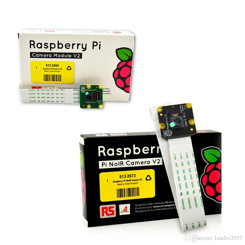 Hot sell!!Raspberry Pi 3 Camera Module V2 8MP 1080P30 with Sony IMX219  Light-sensitive Chips RS version made in UK