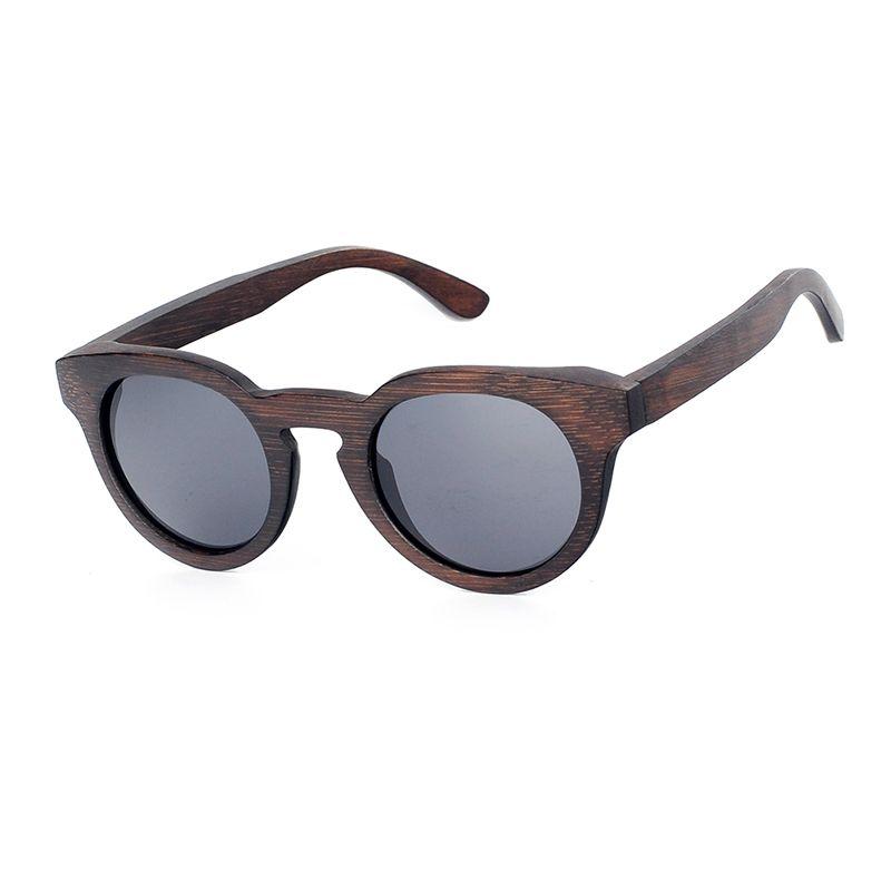 2b8303a57bb1 BOBO BIRD Bamboo Sunglasses Men Wooden Sunglasses Brand Designer Original Wood  Polarized Sun Glasses Oculos De Sol Masculino Cat Eye Goggle Best Sunglasses  ...