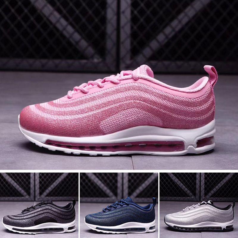separation shoes 5f1c8 f2f9f Acquista Nike Air Max 97 Scarpe Da Ginnastica Bambini Presto Kids Scarpe  Sportive Da Ginnastica Scarpe Da Ginnastica Bambini Neonate Da Bambina 97 Scarpe  Da ...