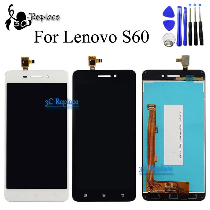 for lenovo s60 s60w s60t s60a original lcd touch screen