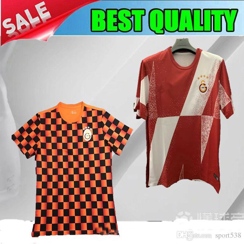 90403c45e5ceb 19 20 Galatasaray Camiseta De Entrenamiento De Fútbol Liga De Campeones De  LUYINDAMA 2019 2020 MITROGLOU GUMUS FÚTBOL BELHANDA Camiseta Pre Match  Onyekuru ...