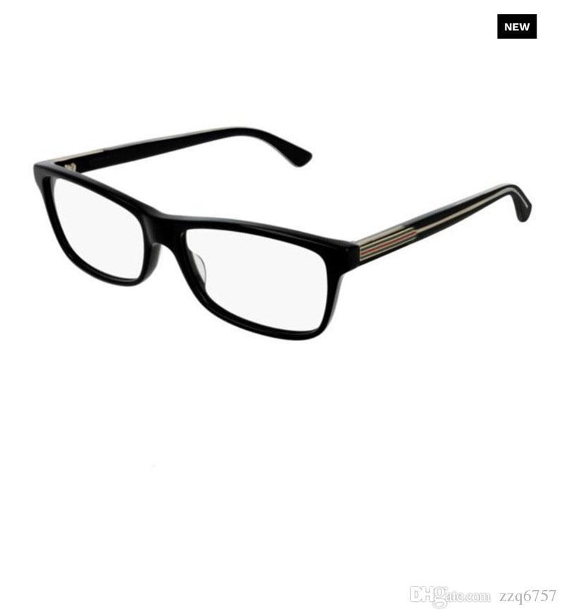 370a275e0f965 New Best Selling Fashion Optical Glasses Square Simple Frame Popular ...