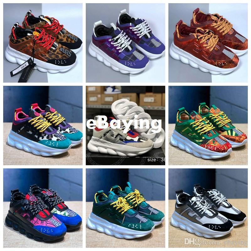 17c9c1e05 New Chain Reaction Sneaker Trainers Men Women Sneaker Light Weight ...