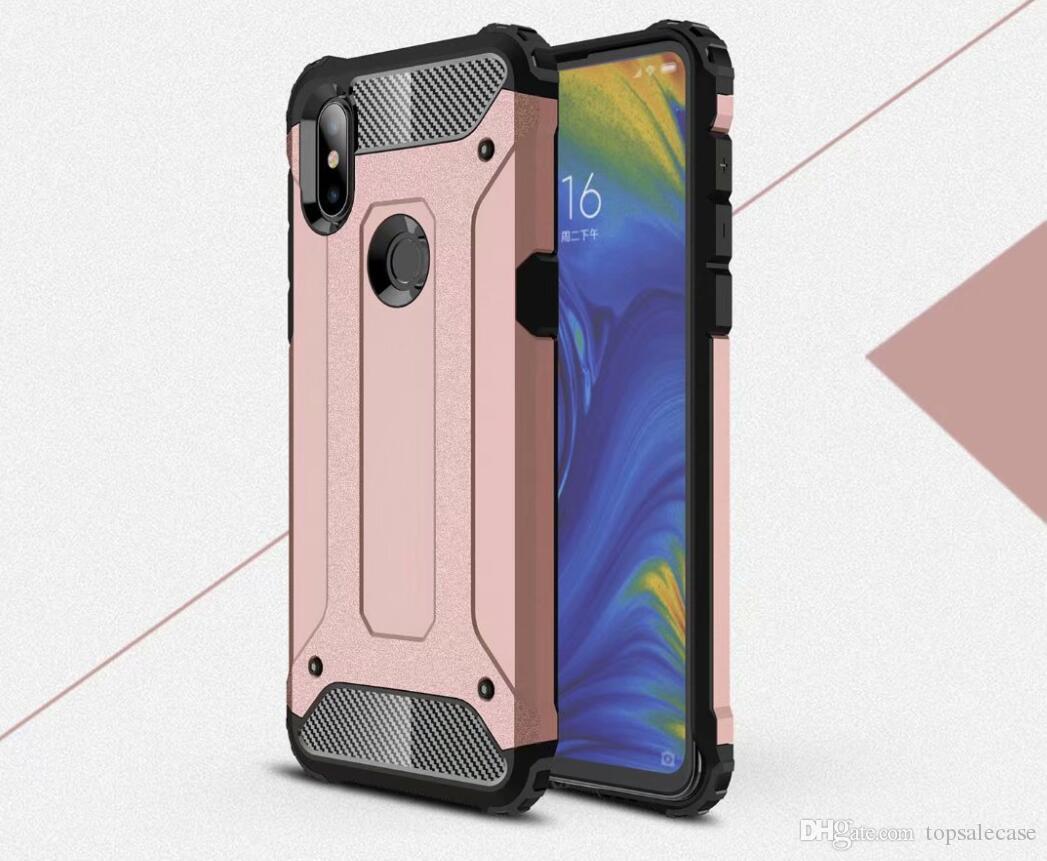 prezzo più basso 9846c c7747 For Xiaomi Mi Mix 3 Case Good Rugged Combo Hybrid Armor Impact Protective  Cover For Xiaomi Mi Mix 3