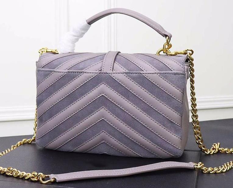 2e2c19bcd3f7 Saint Original Material Space Stripe Designer Handbags High Quality Luxury  Handbags Women Bags Real Original Genuine Leather Shoulder Bag M2 Fashion  Bag ...