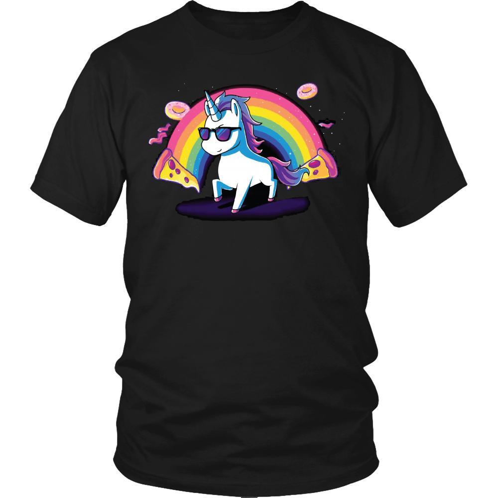 352519884f9 Unicorn Shirt Unisex Men Women T Shirt Unicorn Donuts Rainbow Funny Tee  ShirtFunny Unisex Casual Random Funny T Shirts Clever Funny T Shirts From  Tshirtkidd ...