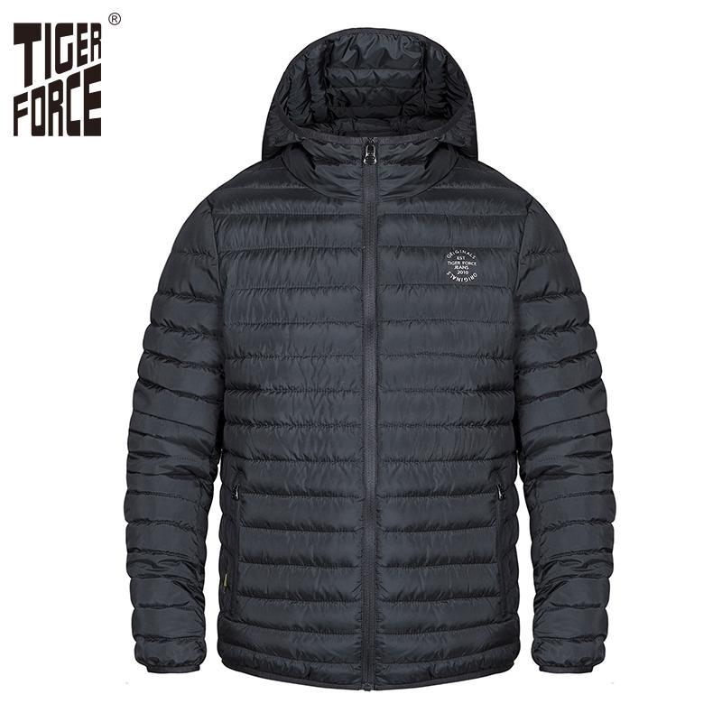 In Billiger Preis 2018 Winter Herren Jacke Mäntel Männlichen Wadded Unten Jacke Oberbekleidung Schnelle Versand Ausgezeichnete QualitäT