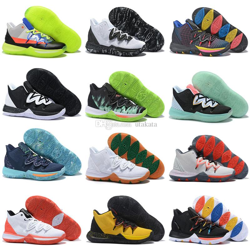 finest selection 8ed30 75c44 ROKIT 5 V Friends Area 72 Ray Gun UFO Duke Oreo BHM Kyrie Basketball Shoes  Mens Concepts 5s PE Little Mountain CNY Ikhet Zoom Turbo Sneakers Sneakers  Online ...