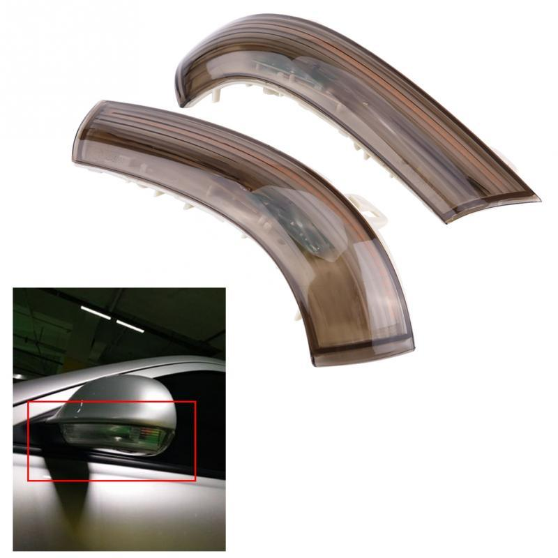 Car Auto Flowing LED Turn Signal Side Wing Rear View Mirror Light Indicator for VW Golf 5 MK5 Jetta Passat B6 Car Accessories