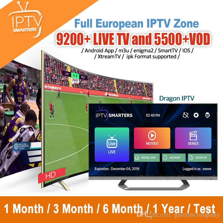 IPTV Subscription France USA Iptv Italia UK Germany CA Arabic Support Android tv box Smart TV m3u MAG Box with 10000+ Live 5000+VOD