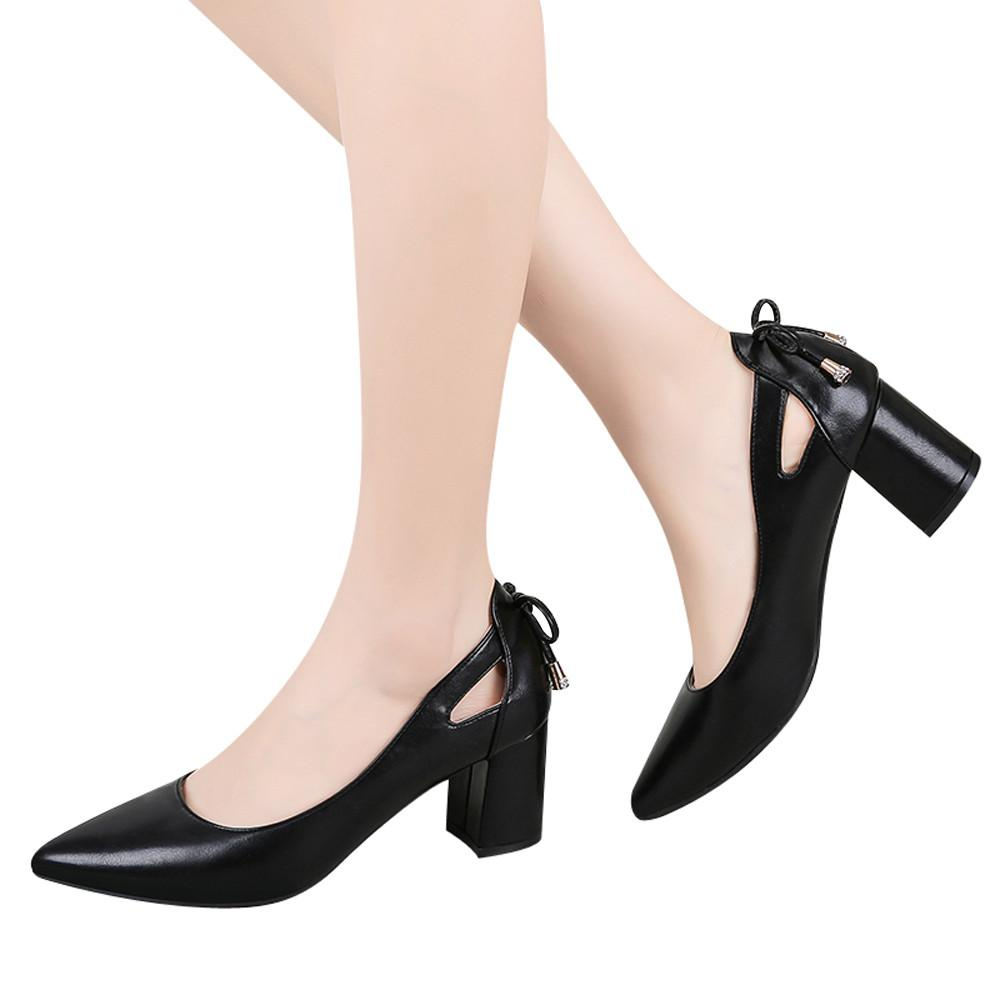 6aa01ceffb61 Designer Dress Shoes Fashion Women Sandals Pointed Toe Ankle High Heels  Party Jobs Single T8726