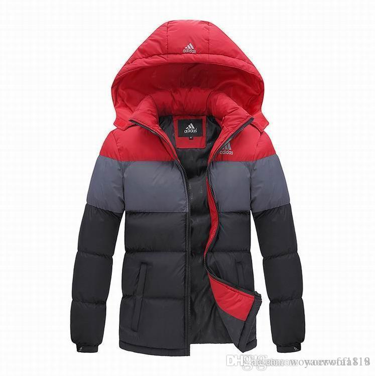 b63778958900 Hot 2019 The Men Winter Down Jackets Outdoor Keep Warm Fashion North Casual  Cold Warm Thick Down Jacket Face Men Down Jacket For Girl Add Down Jacket  Kids ...