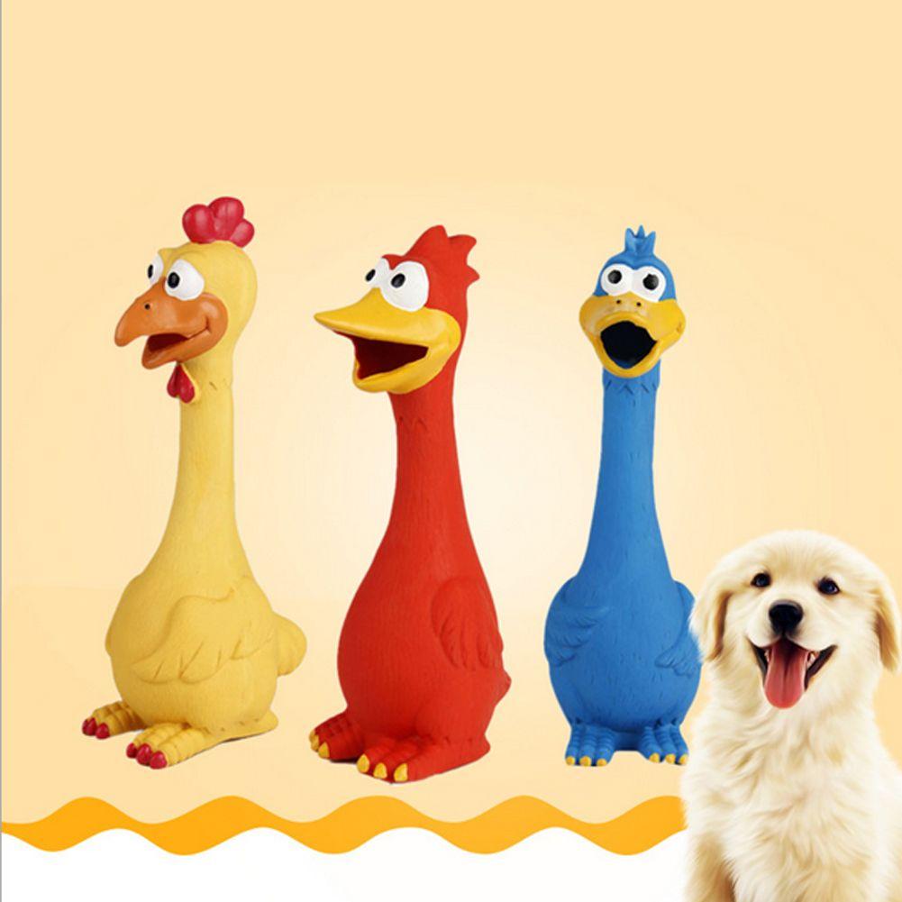 صراخ الدجاج الضغط لعبة الصوت الحيوانات الأليفة الكلب لعب المنتج الصراخ تخفيف الضغط أداة تنفيس صرير الدجاج لعبة الحيوانات الأليفة مستحلب