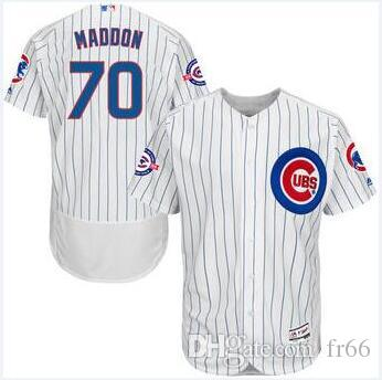 f6a1f228c4b 2019 World Series Champion Chicago Cubs 70 Joe Maddon Baseball 71 ...