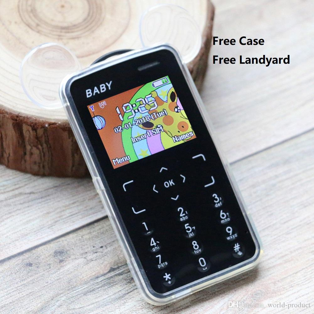 T5 Child mini mobile phone Bluetooth Cellphone Bluetooth dialing music 2G Mobile Phone Single SIM card handset phone