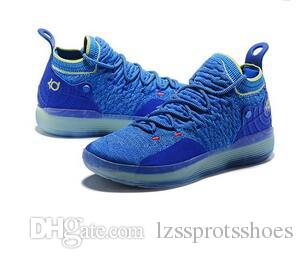 61e0b8d0575 Kevin Durant XI X VII EP KD11 Paranoid Basketball Shoes Kds 10 11 ...
