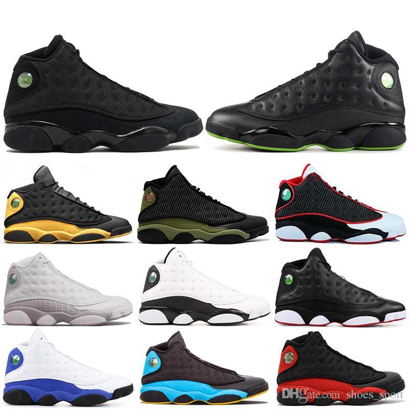 sale retailer d1151 70a8f Großhandel Mens 13s Basketballschuhe 13 Melo Klasse Von 2002 Chicago DMP  Chutney Flint Marine Black Cat Flint Sport Sneaker Schuhe 7 13 Von  Shoes sport, ...