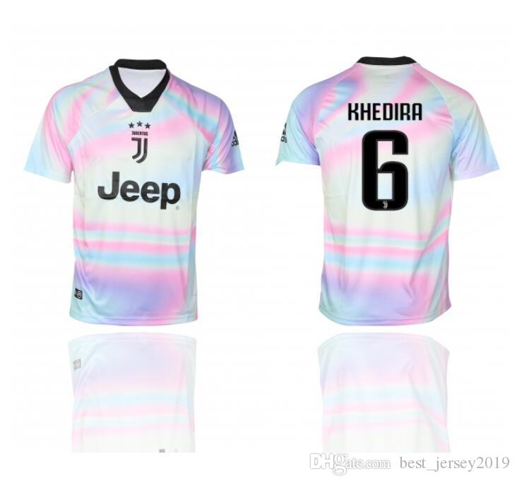 6d7b5b0a1 2019 Juventus Souvenir Soccer Jerseys 2019 20 Real Madrid Modric Football  Shirts  2 DESCIGLIO New Adult Shirts From Best jersey2019