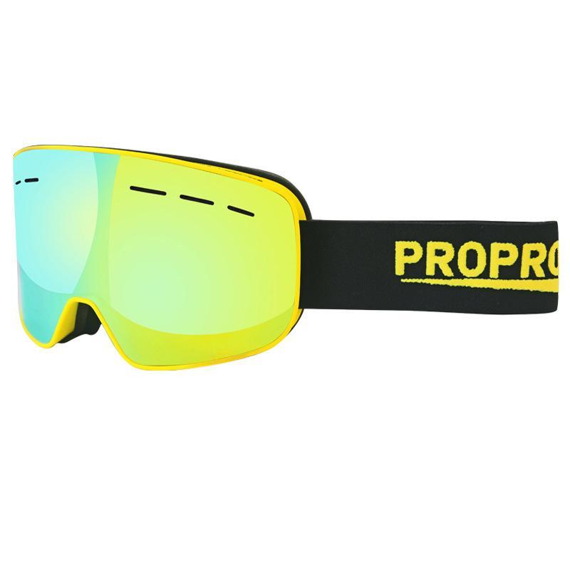 0466657c72cd Propro Men Women Ski Goggles Snowboard Goggles Big Double Layers ...