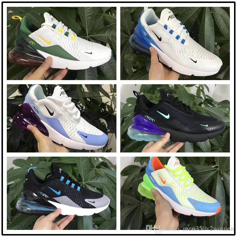 27C Parra Hot Punch Photo Blue Mens Women Running Shoes Triple White University Red Olive Volt Habanero 27C Flair 27s Sneakers 36-45