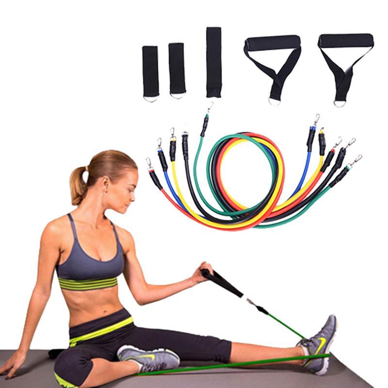 Resultado de imagem para Corda Exercícios de Fitness Bandas de Resistência