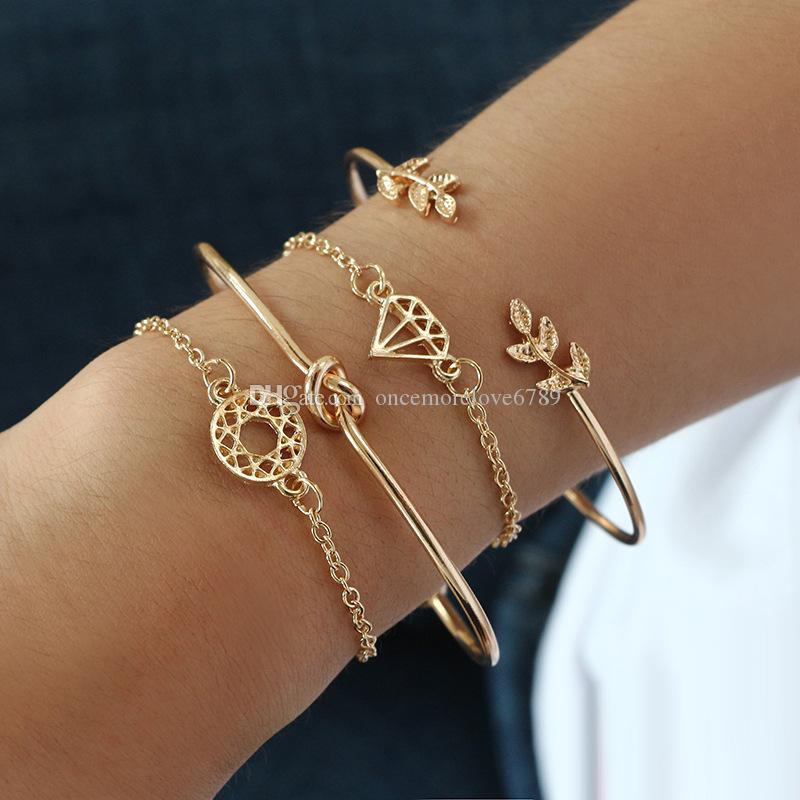 Luxury Designer Jewelry Women Bracelets Elegant Bangle