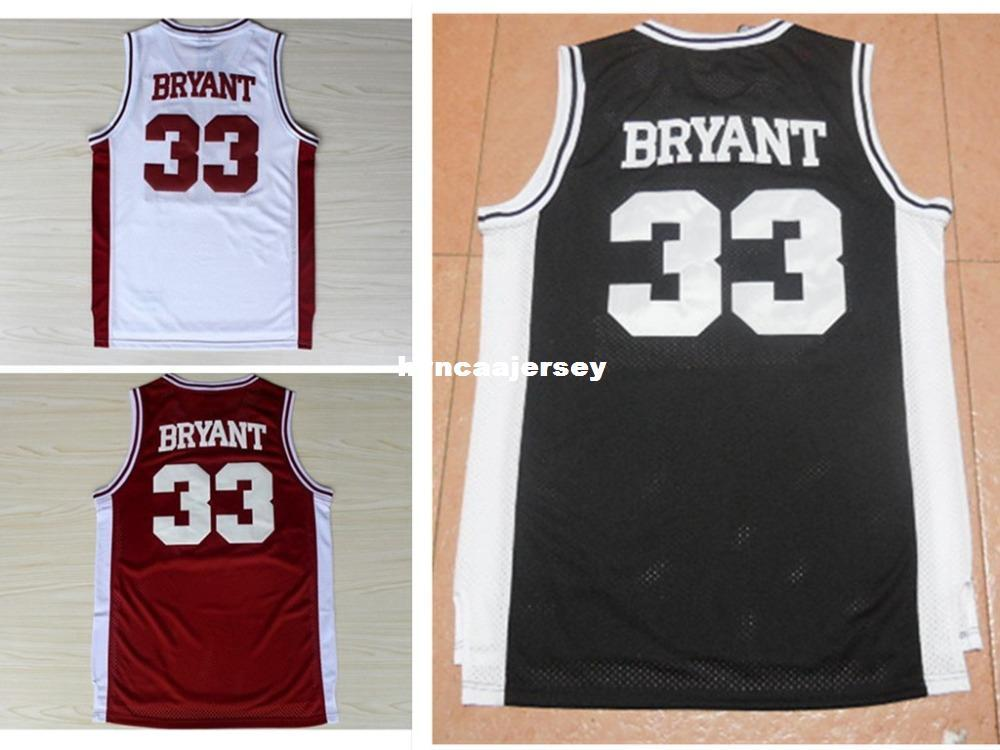 ¡La llegada más nueva !!! KB High School Jersey, barato 33 Lower Merion Mesh Basketball Jersey Ncaa