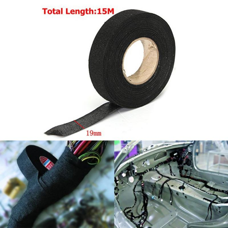 2019 Car Wire Harness Tape Insulation Electrical Tape High