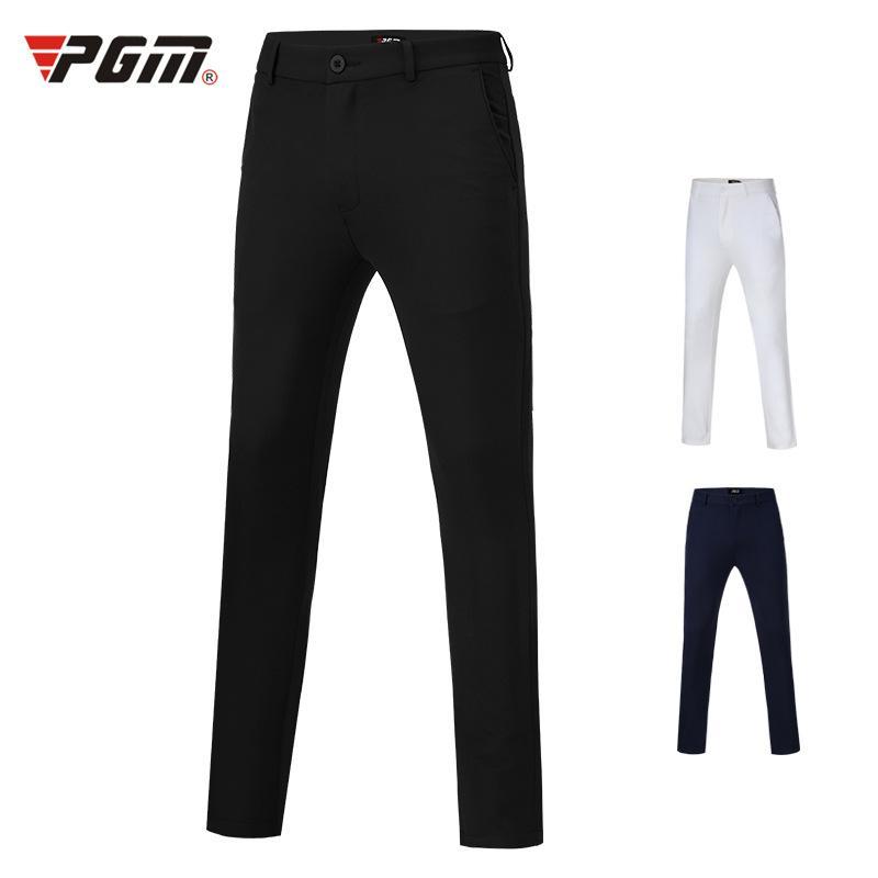 sitio oficial buscar el más nuevo forma elegante Pantalón de golf con engrosamiento para hombre de invierno de PGM  Pantalones de alta elasticidad Pantalón delgado para hombre y calzado  deportivo a ...