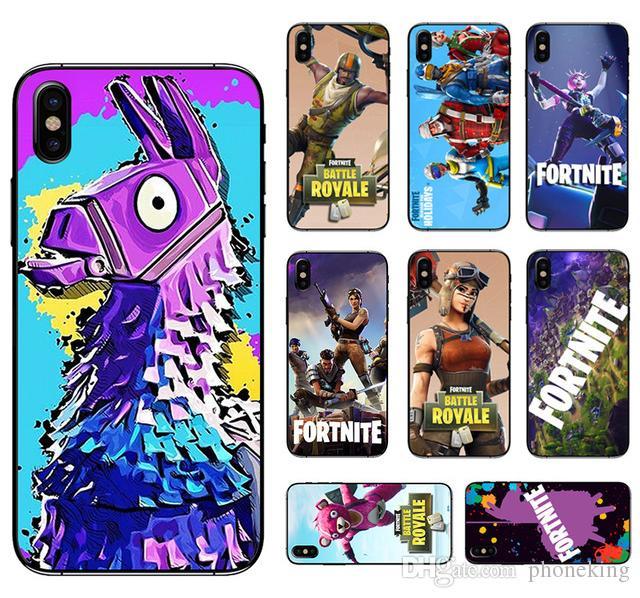 coque fornite iphone 8