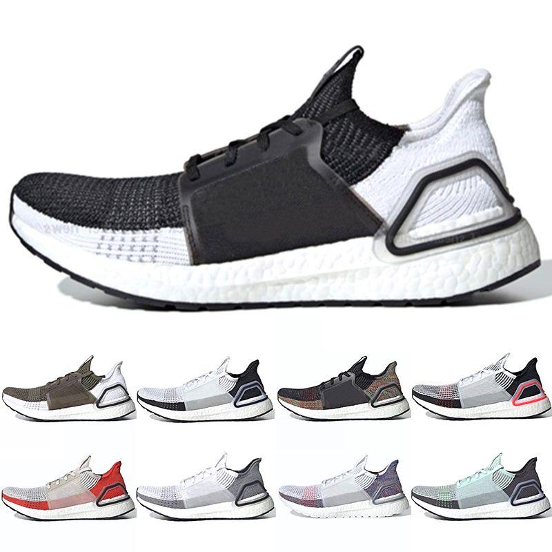 103a2ff133e22 2019 2019 Ultra Boost 5.0 Men Women Running Shoes 19 Ultraboost Laser Red  Oreo Core Black Dark Pixel Cheap Sport Sneaker Size 5 12 From  Dropshipping store