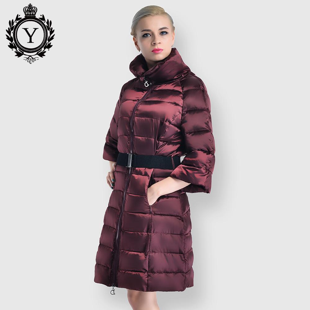 Compre 2018 Moda Mujer Abrigo Parkas Chaqueta De Invierno Femenina Gruesa  Caliente Delgada Mujer Invierno Abrigo Parka Chaquetas Mujer Invierno A   80.41 Del ... d5f5177ad323