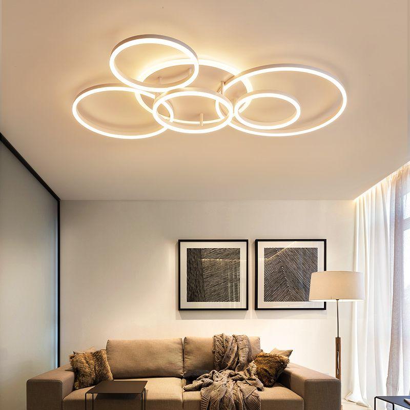 Marrone Per Home Lampadario Led Illuminazione Lighting ...