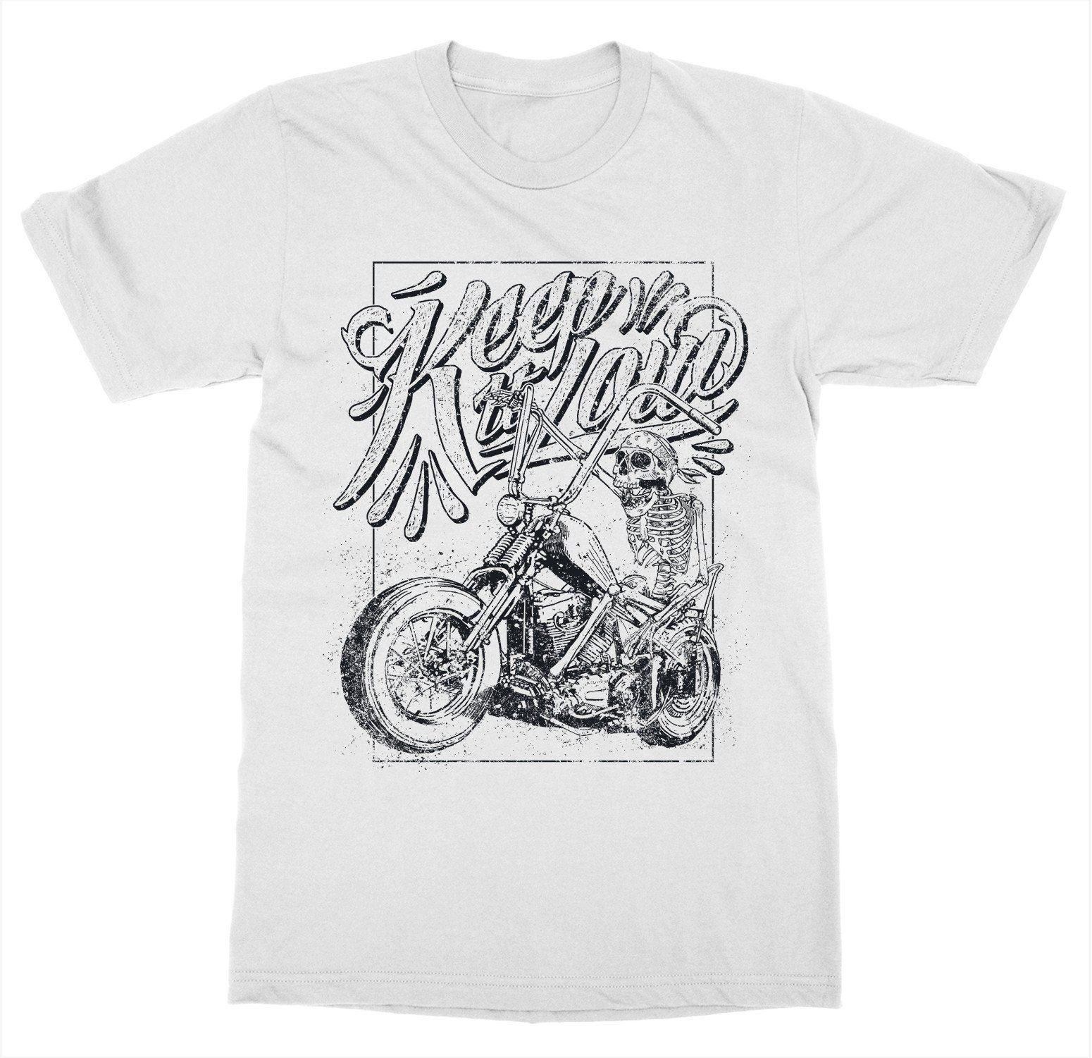 7e49b567d Keep It Low T Shirt Ride Or Die Vintage Motorcycle Club Gear Race Bike Shop  WingFunny Unisex Casual Tshirt Funny Slogan T Shirts Cool Shirt Design From  ...