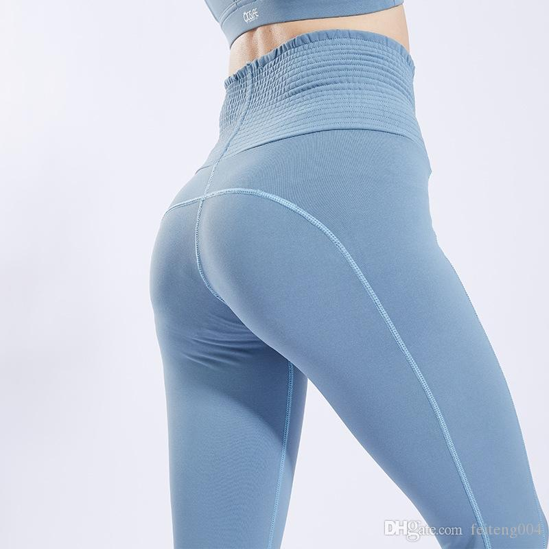 High Waist Tight Fitness pants Push Up Leggins Sport Women Fitness Running Yoga Pants High elasticity Leggings Gym Girl leggins #632330