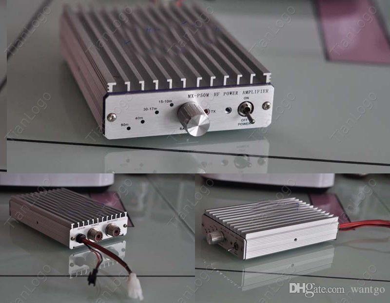 Freeshipping 45W HF Power Amplifier For YASEU FT-817 ICOM IC-703 Elecraft  KX3 QRP Ham Radio