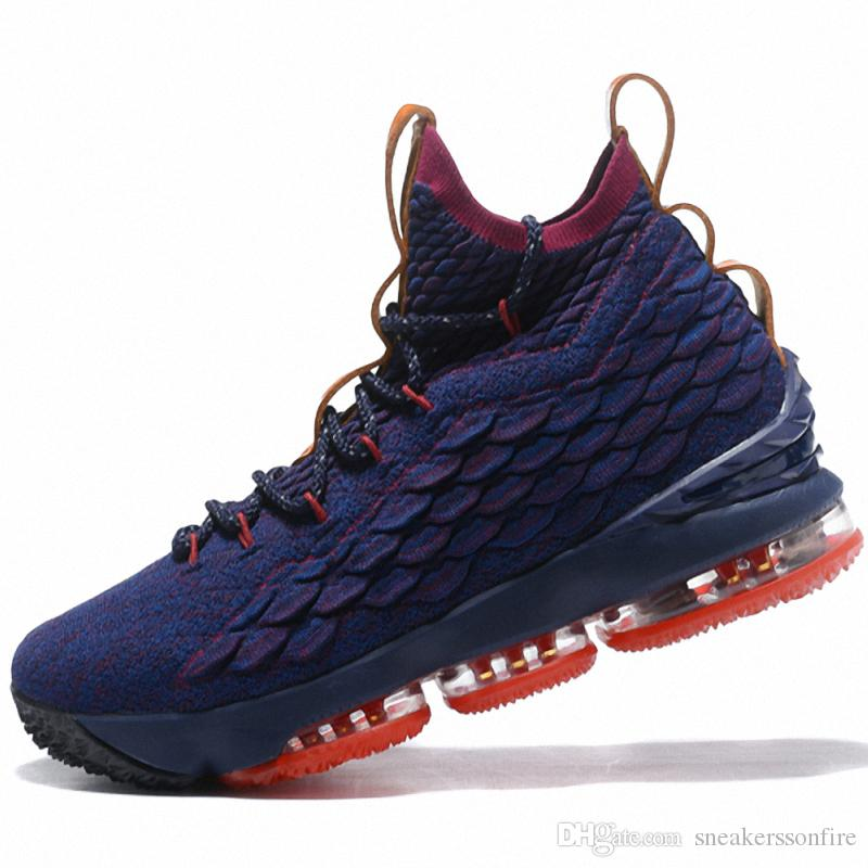 39db7c5be5057 2019 Authentic New Style XV 15 Mens Basketball Shoes Sneakers New ...