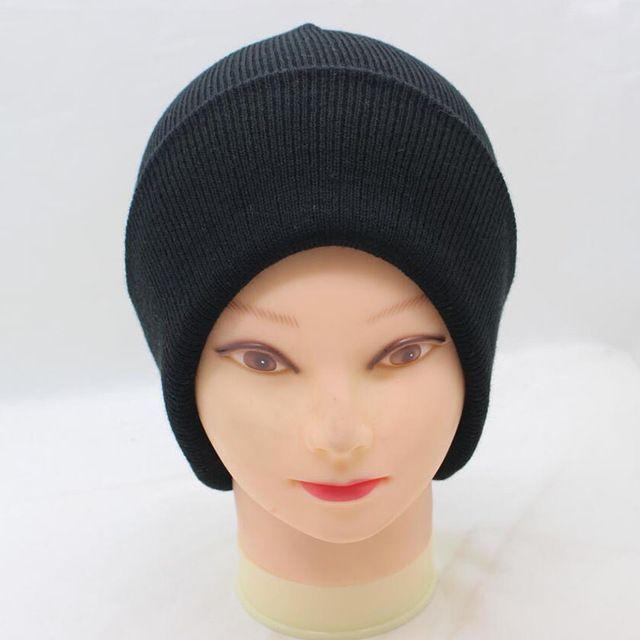 2019 Fashion Women Warm Winter Caps Knitted Hat Skullies   Beanies ... 97c849710a73