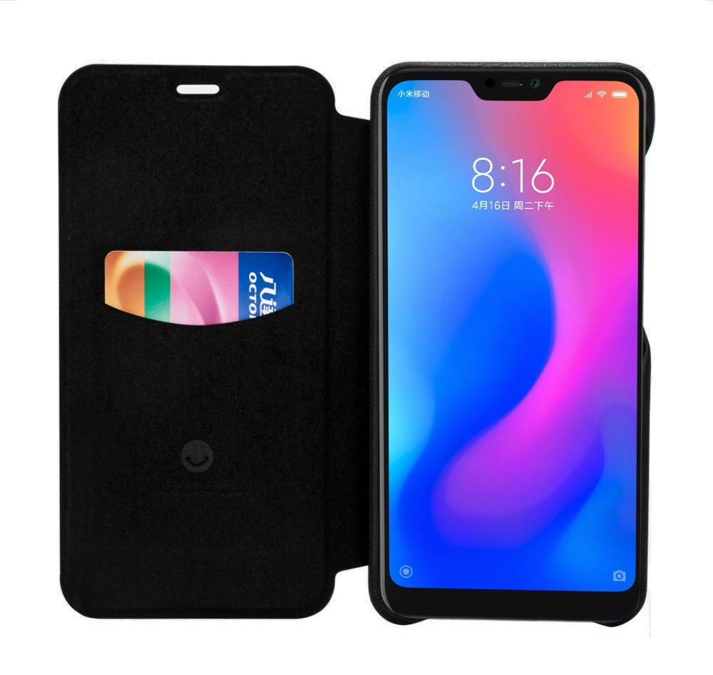 separation shoes 93fc0 e638e For Xiaomi redmi note 6 pro Flip Case Lenuo Soft Leather Flip Case For  Xiaomi redmi note 6 pro Phone Bag Cover with Card Pocket