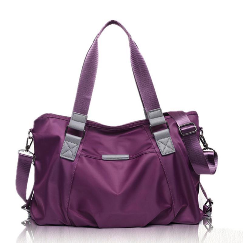 cf47f34bc912 New Waterproof Nylon Handbags Women Bags Designer Handbag Shoulder ...