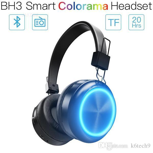JAKCOM BH3 Smart Colorama Headset New Product in Headphones Earphones as gsm interceptor smart watch gt c12