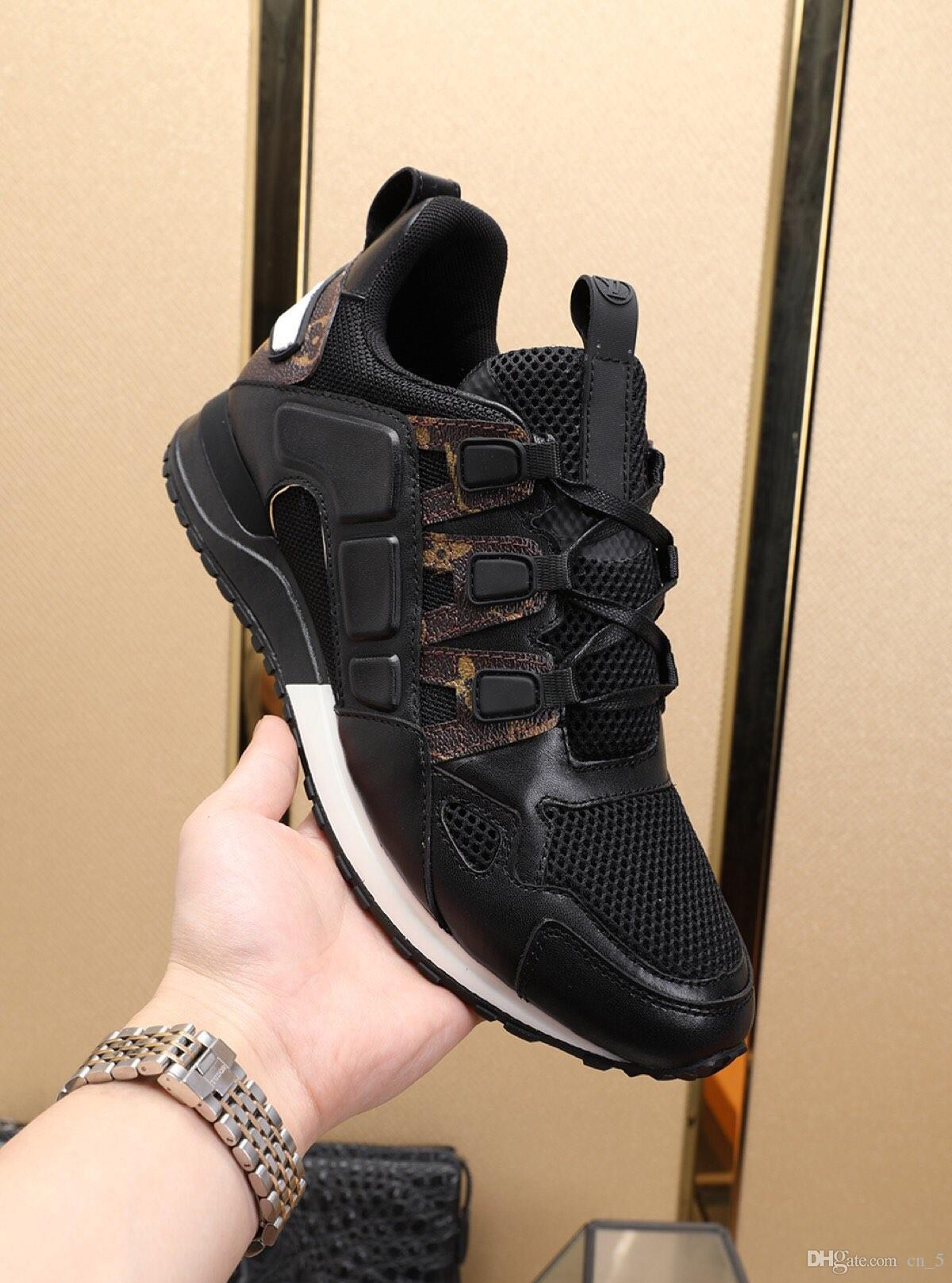 2019q tide brand fashion luxury men's designer outdoor running shoes, limited color fashion wild casual shoes, size 38-45